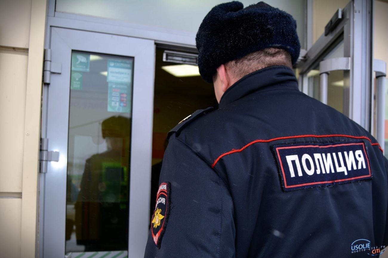 Воришки-сладкоежки задержаны в Усолье