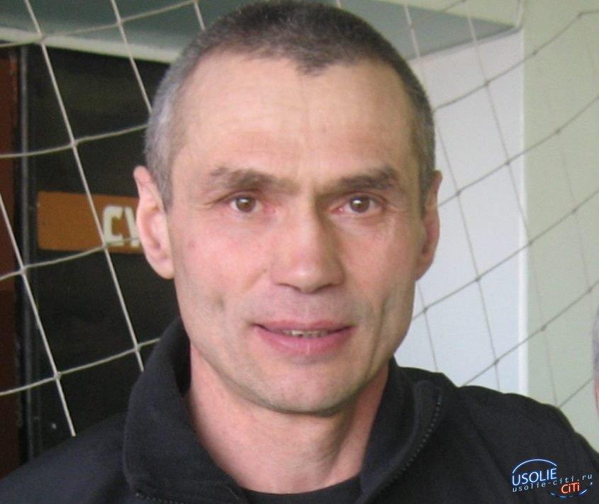 Скончался легендарный тренер Усолья Геннадий Барабаш