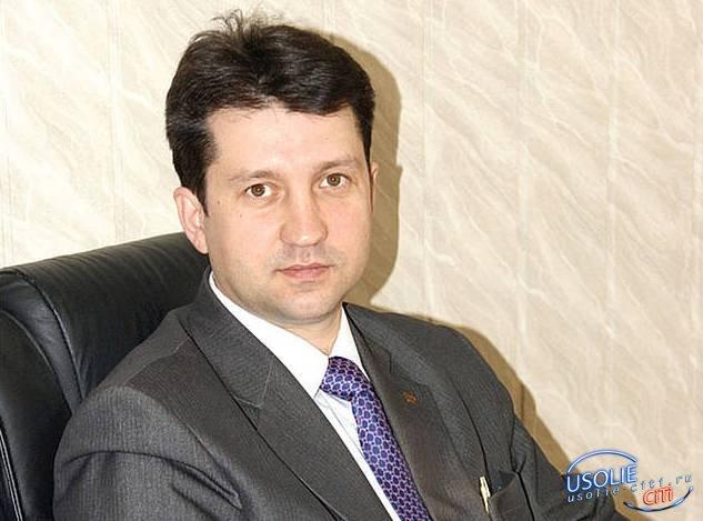 Виталий Матюха: От всех души поздравляю Усольский район