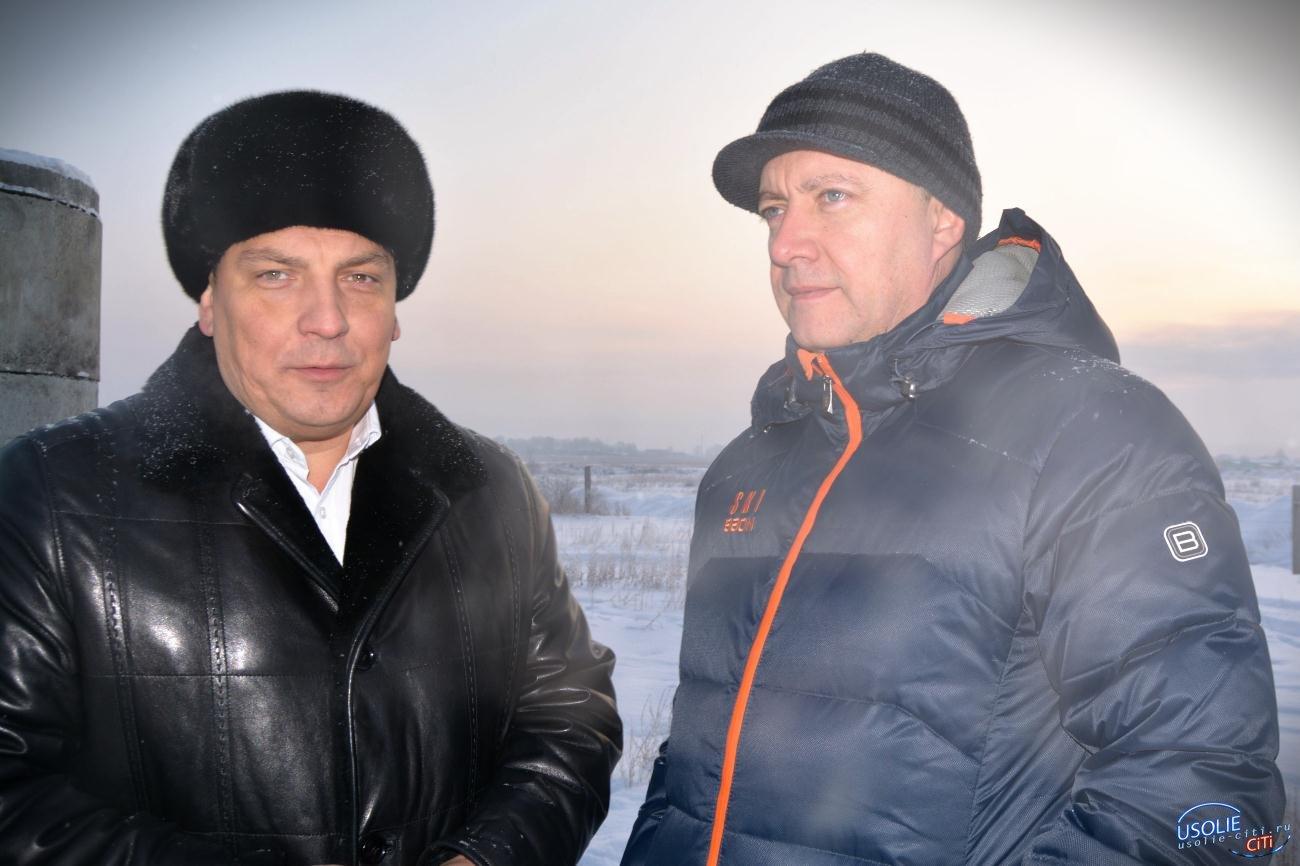 Губернатор Игорь Кобзев в Усолье ограничил доступ