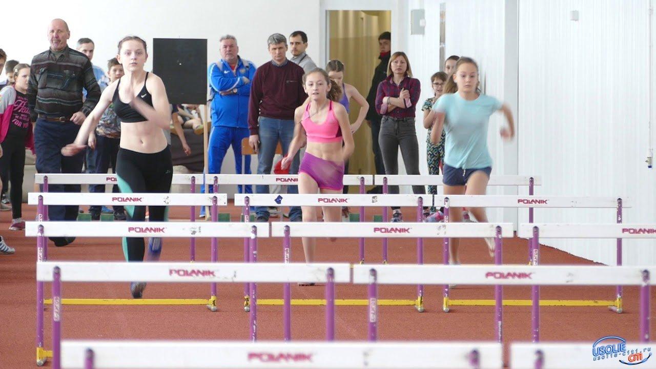 Усольские легкоатлеты снова радуют