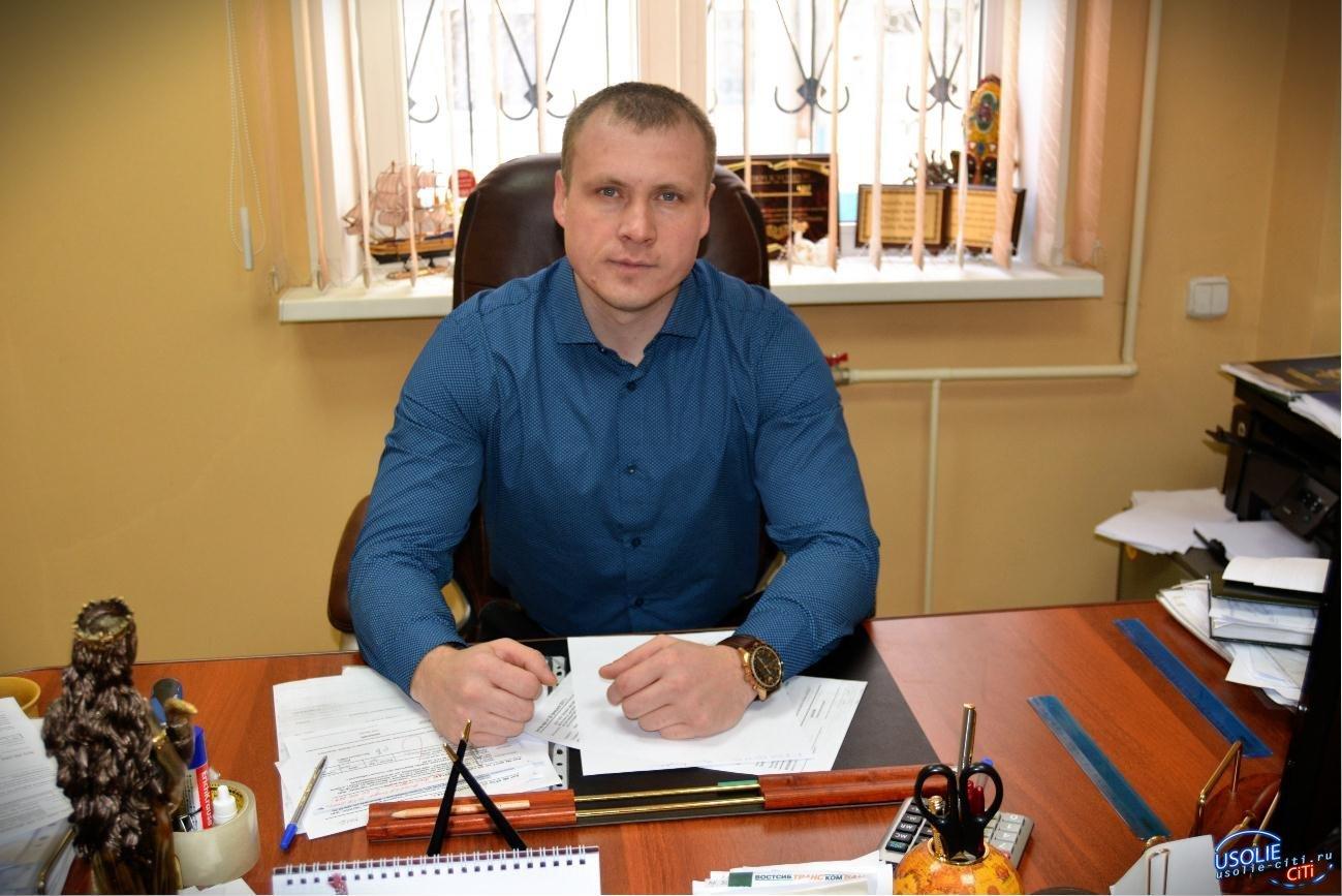 Известному усольскому меценату Троянову сегодня - 37
