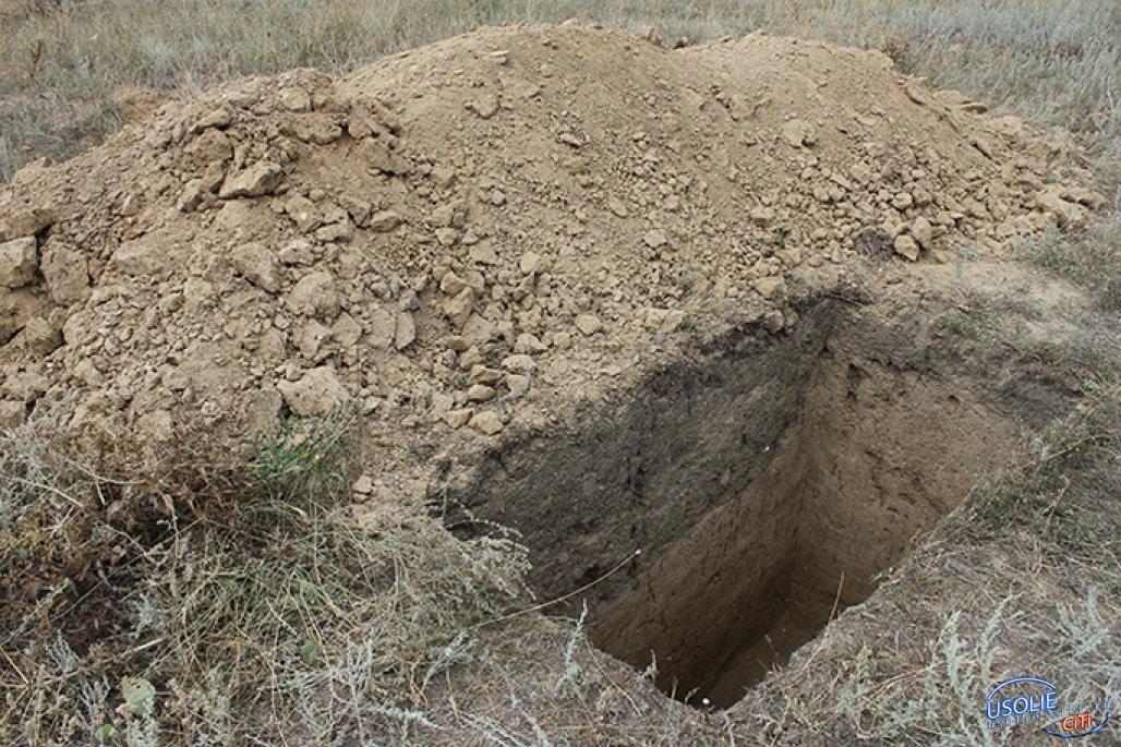В Усольском районе племянник убил дядю, а труп закопал