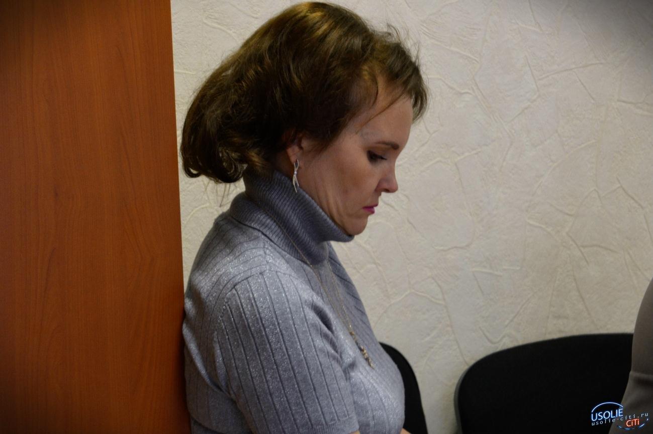 Ольга Гриценко в суде в Усолье предоставила липовую справку о беременности