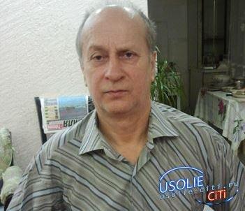 Владимир Патрин: Усольский спорт увековечить в книге