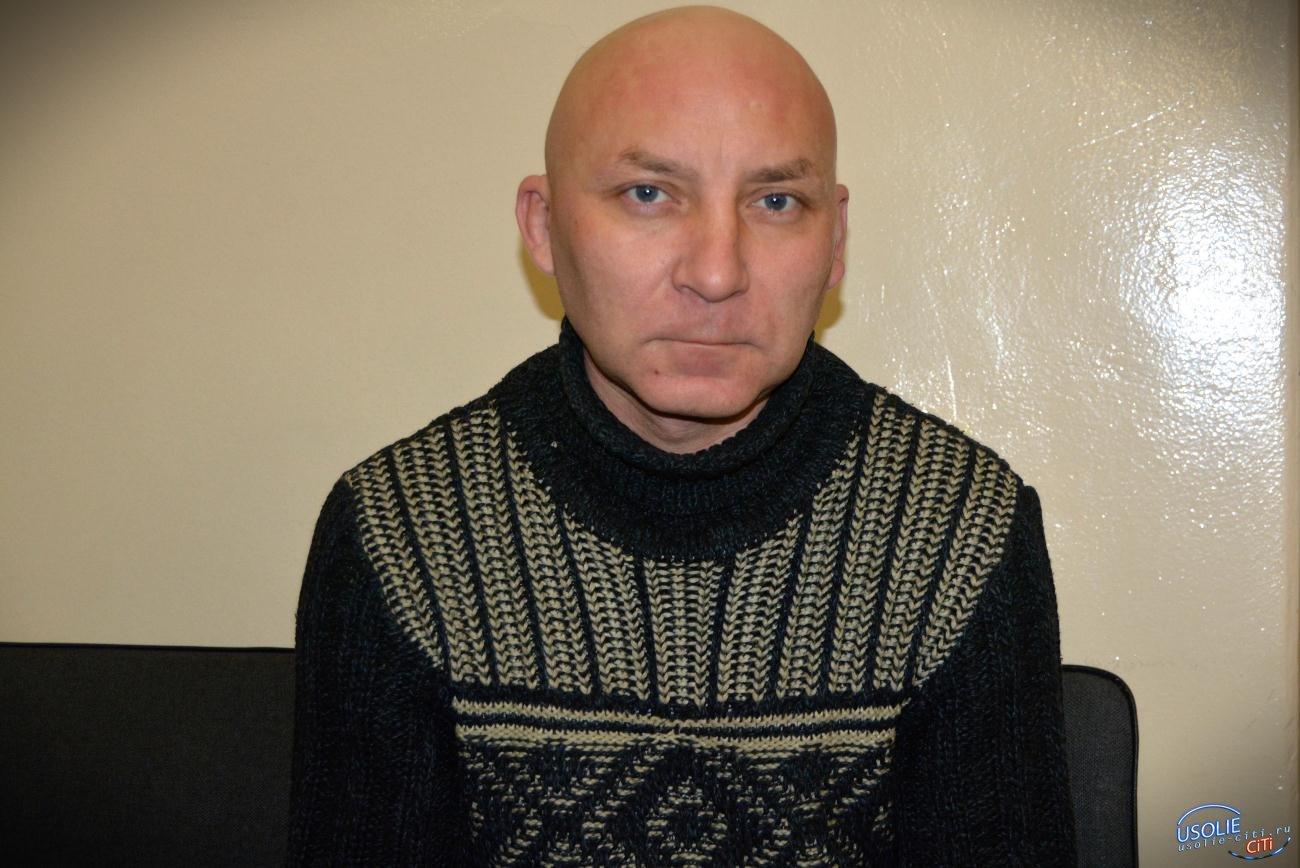 Николай Власов в Усолье спас детей от убийцы-психопата