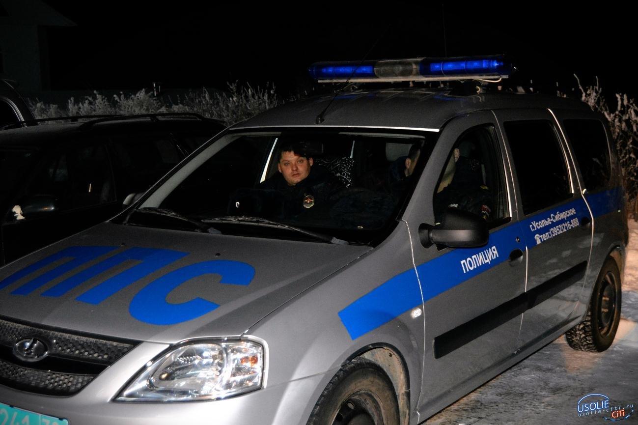 Во время проверочной закупки в Усольском районе задержан наркоторговец