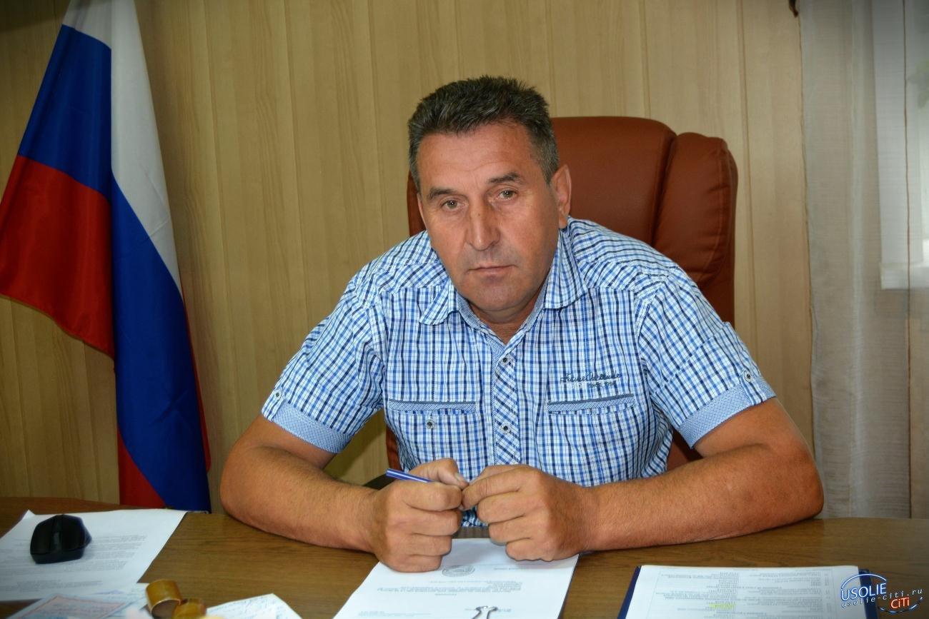Михаил Ерофеев часть Усолья забрал себе