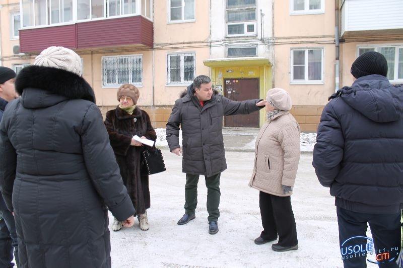 Вадим Кучаров: Каждый двор должен быть благоустроен