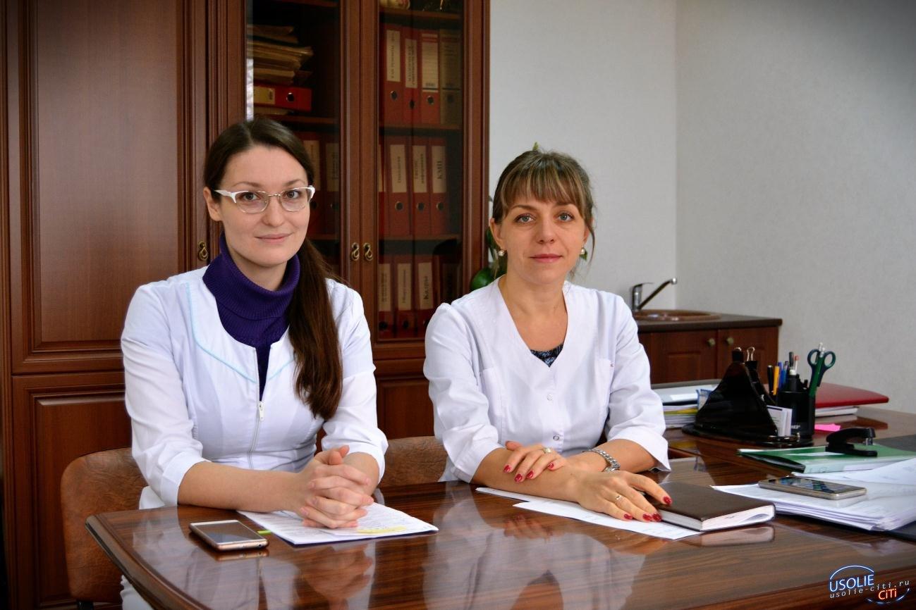 Усольские медики сообщили об эпидемиологической обстановке с сальмонеллезом