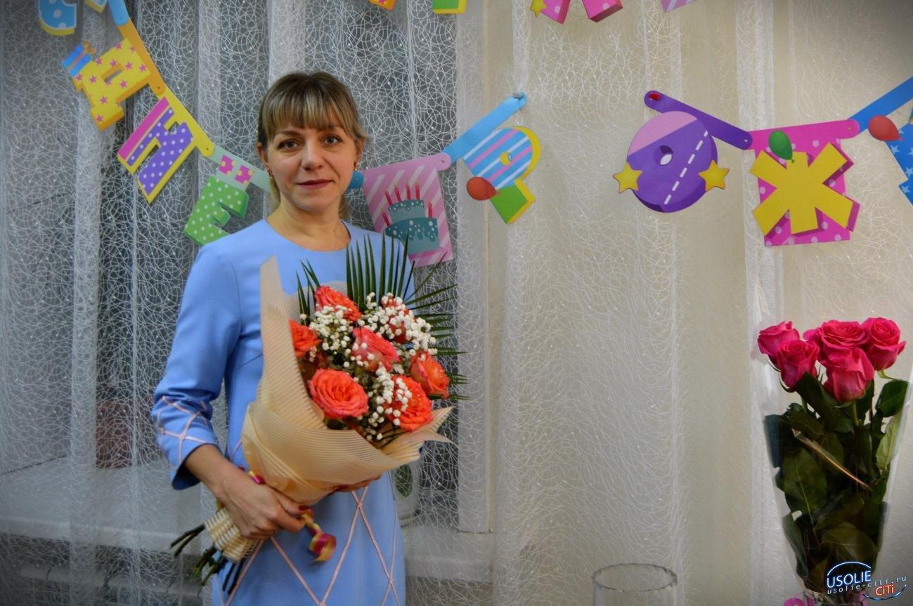 Золотая медалистка: Главный врач Усолья празднует свой день рождения