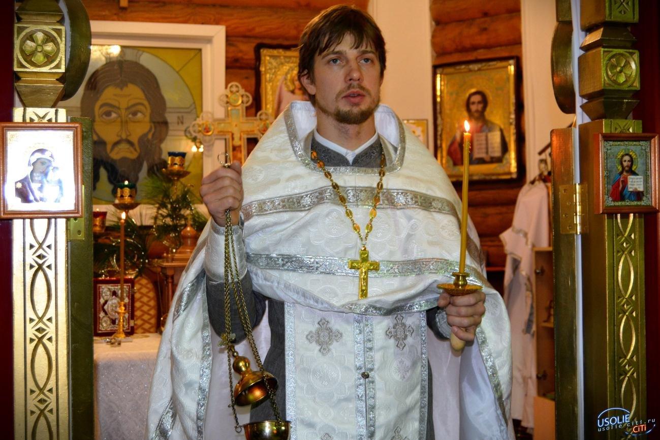 Криминальное Усолье: В храме хотели убить священника и прихожан