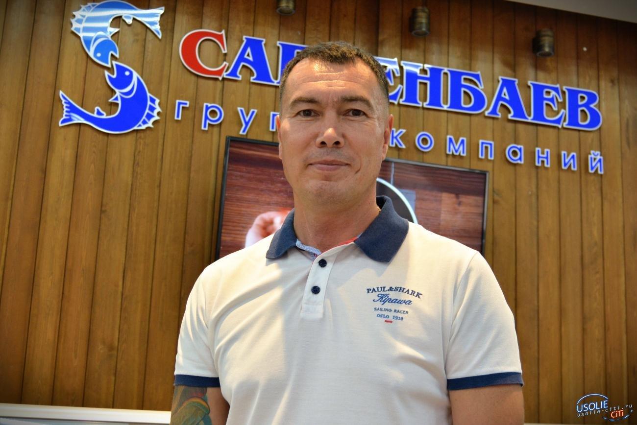 Депутат ЗС Евгений Сарсенбаев отмечает день рождения