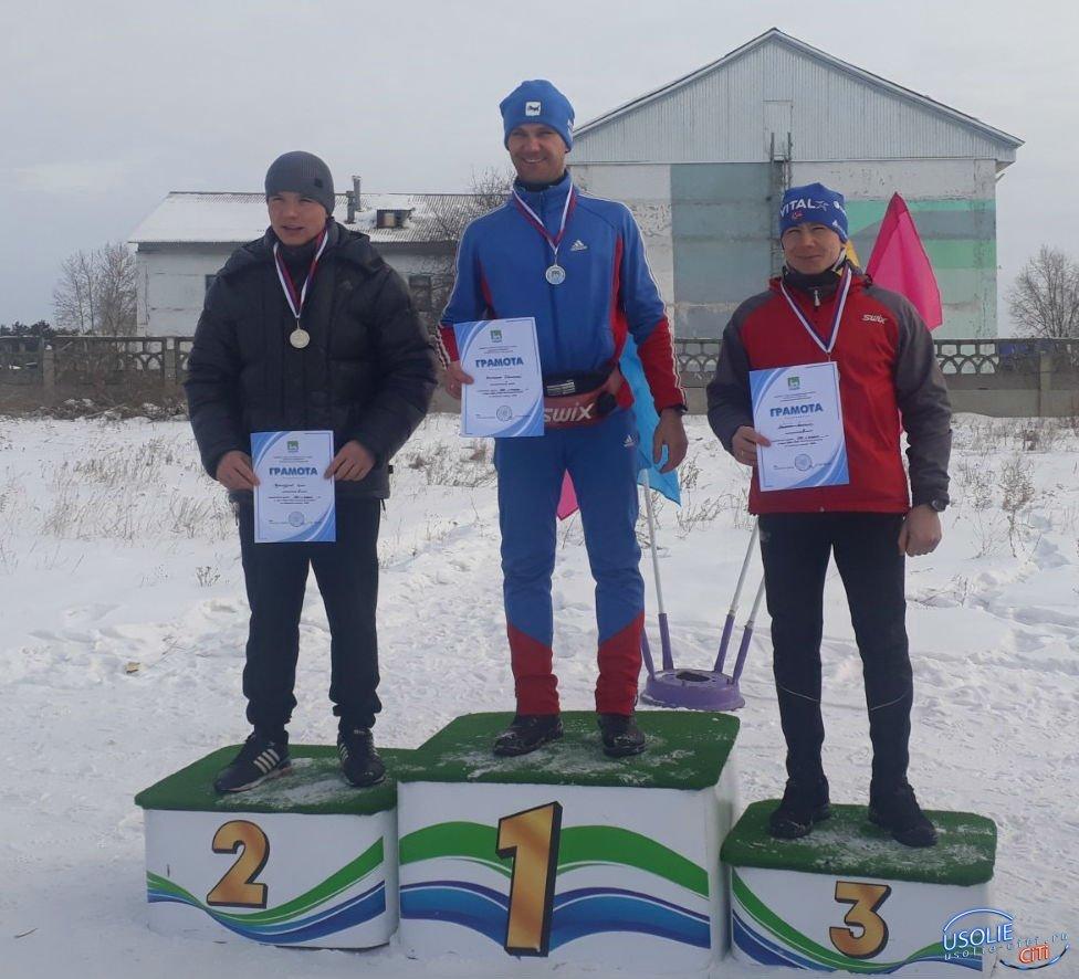 За Кубок мэра соревнуются лыжники Усольского района
