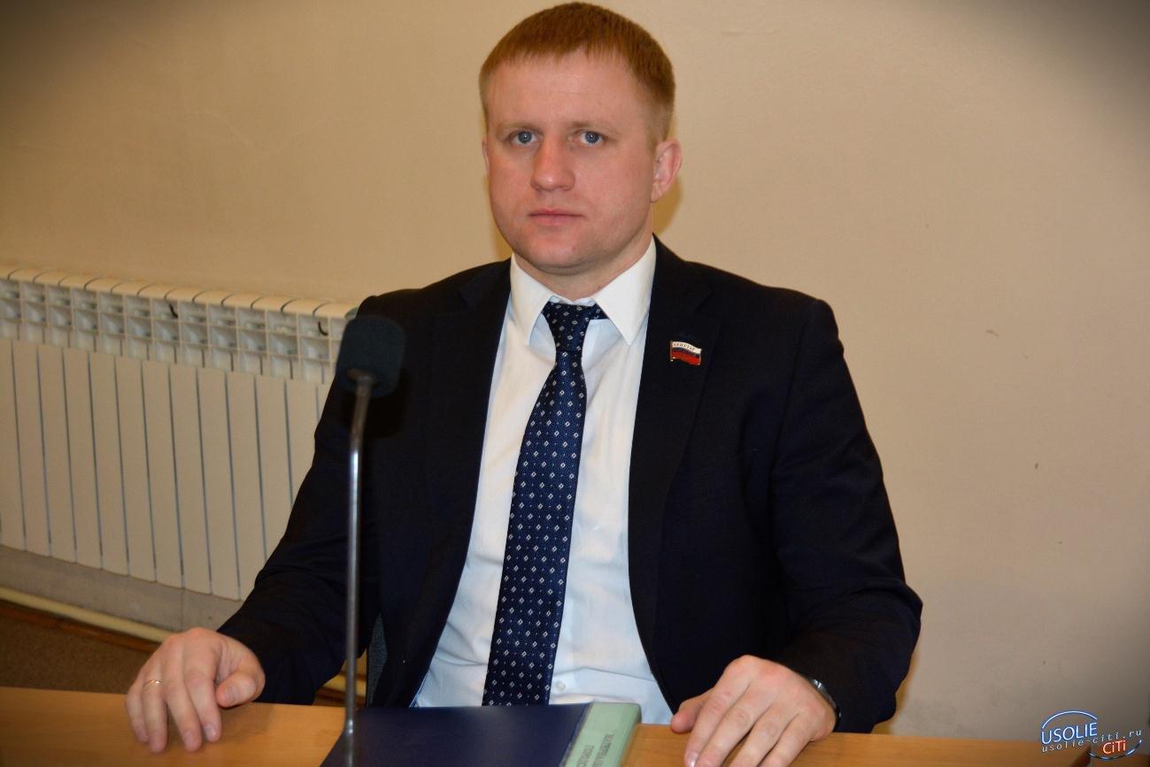 Вадим Букреев: Хочу свой депутатский срок закончить беспартийным