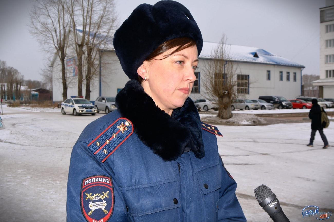 Женщина в погонах: Капитан полиции Ирина Александрова