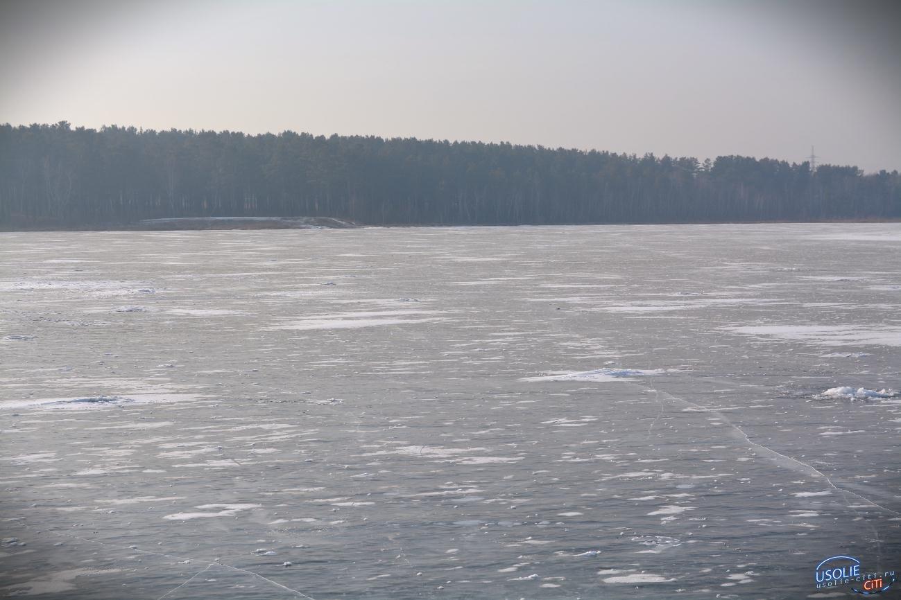 Сделка проходила на льду Ангары. В Усолье задержали наркодилера