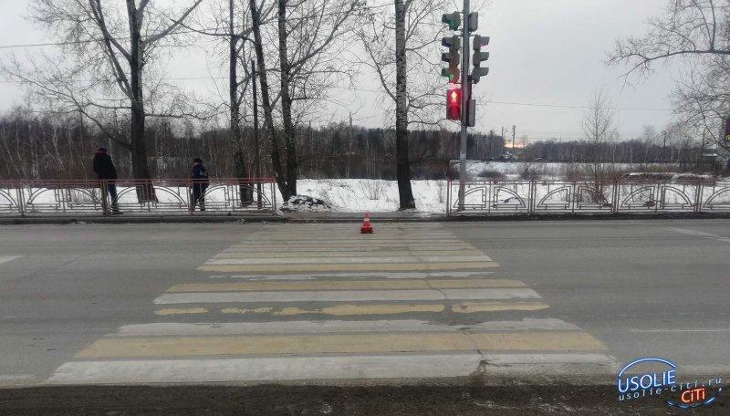 В Усолье ребенок попал под колеса Тойоты