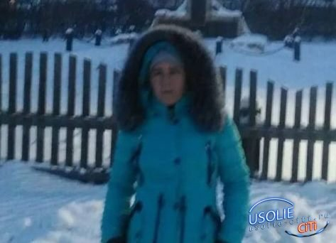 Розыск: Без вести пропала 35-летняя усольчанка