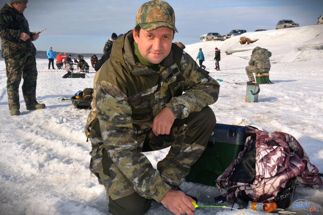 Мэр Усольского района уехал на рыбалку