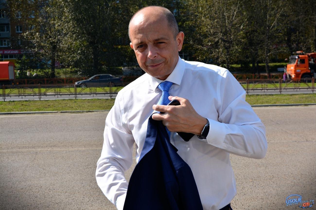Сергей Сокол ушел в отставку