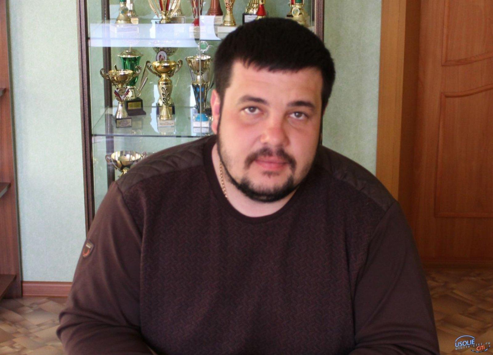 Олег Попов: Всей душой болею за родной Новомальтинск