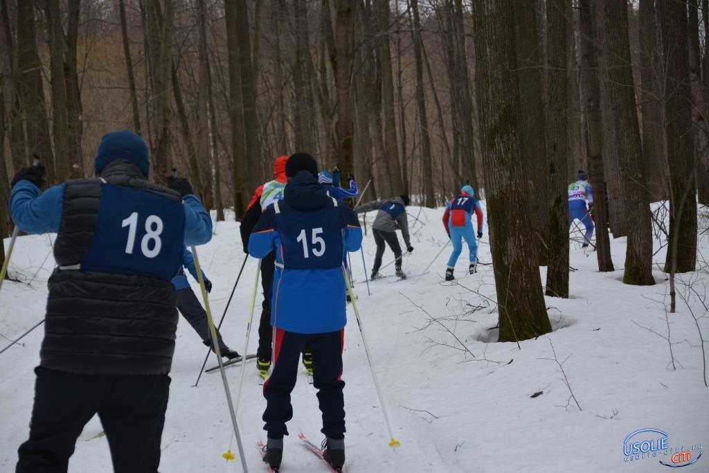 В Усольском районе закрыли лыжный сезон