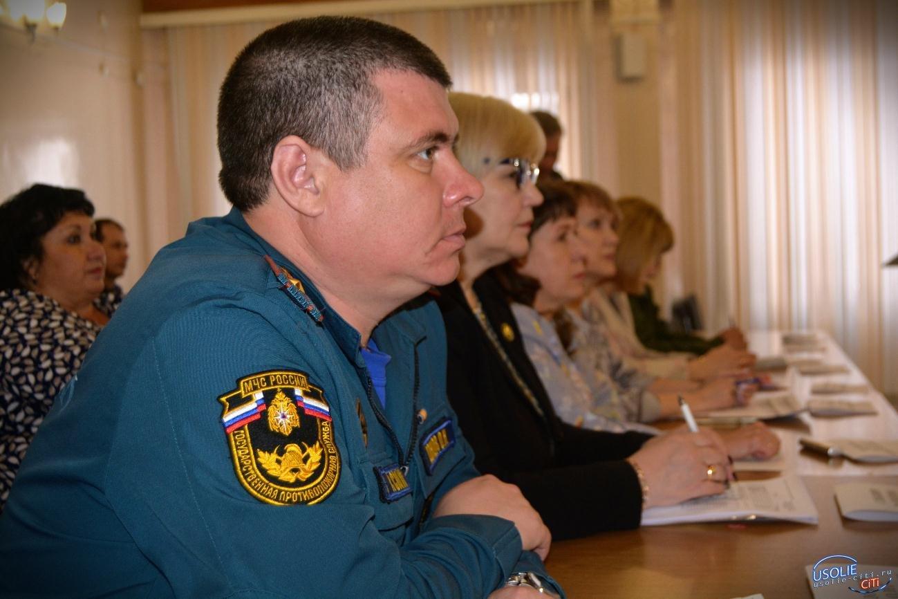Народный мэр Усолья лично возглавил штаб по борьбе с коронавирусом