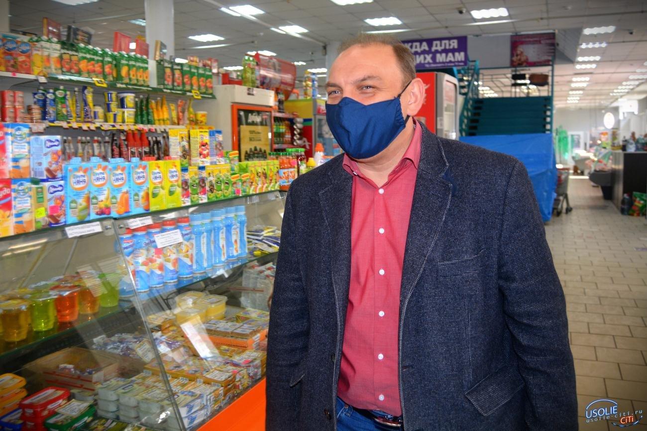 Народный мэр Усолья поймал нарушителя карантина