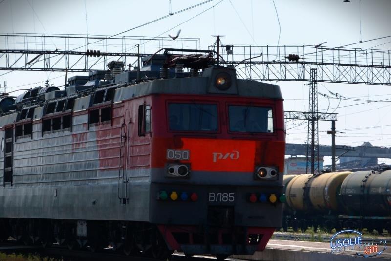 Пенсионер из Усолья погиб под колесами поезда