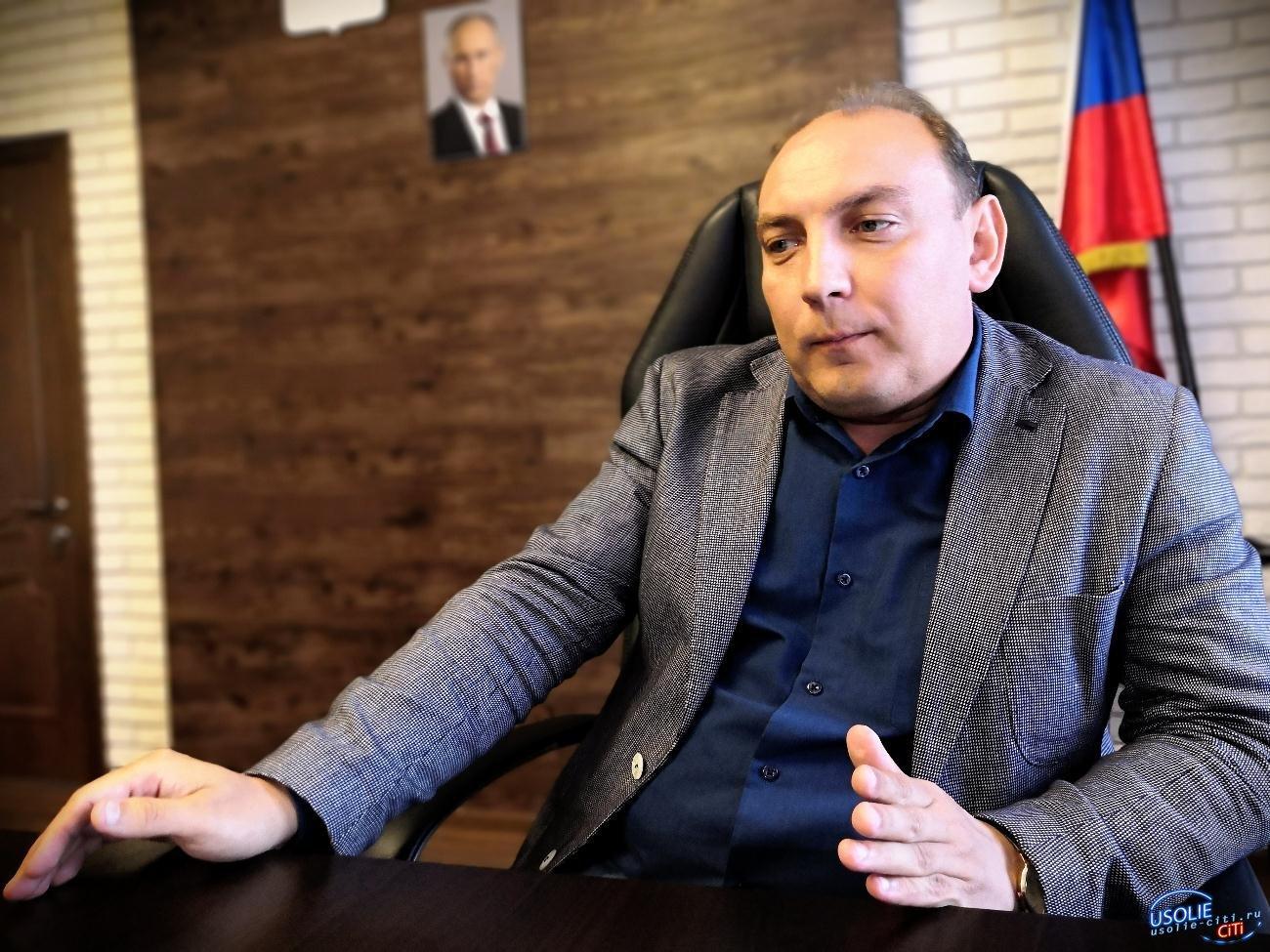 Максим Торопкин: 9 апреля двоих горожан доставили в Усолье из аэропорта