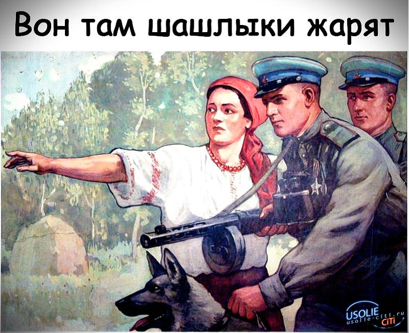 В Усолье продолжают штрафовать нарушителей режима самоизоляции