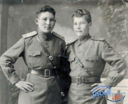 К 75-летию Победы: Гвардии лейтенант Чудинов из Усолья