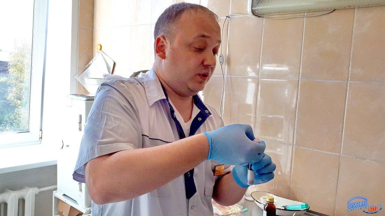 Ко Дню травматолога. Нужный доктор в Усолье - он спас многих