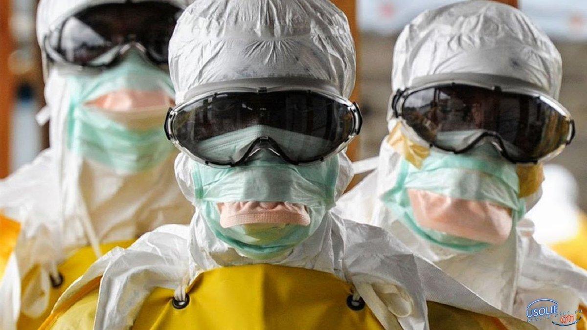 Плюс трое заболевших: Коронавирус атакует Усолье и Усольский район