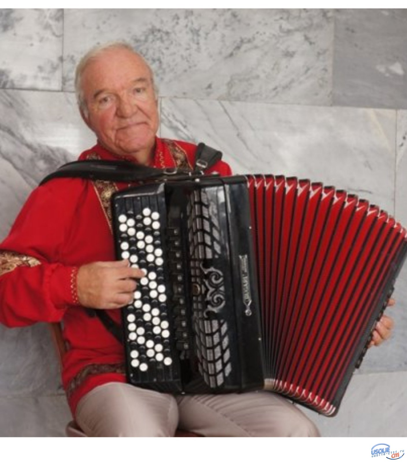 Усолье простилось с талантливым музыкантом
