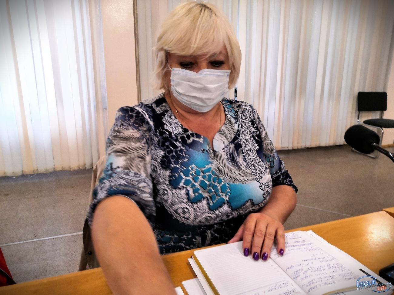 Печальную новость для Усолья сообщила Иноида Сидорова