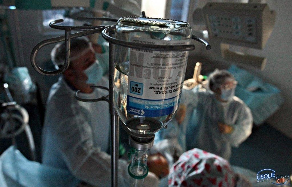 14 соцработников в Усолье заразились коронавирусом