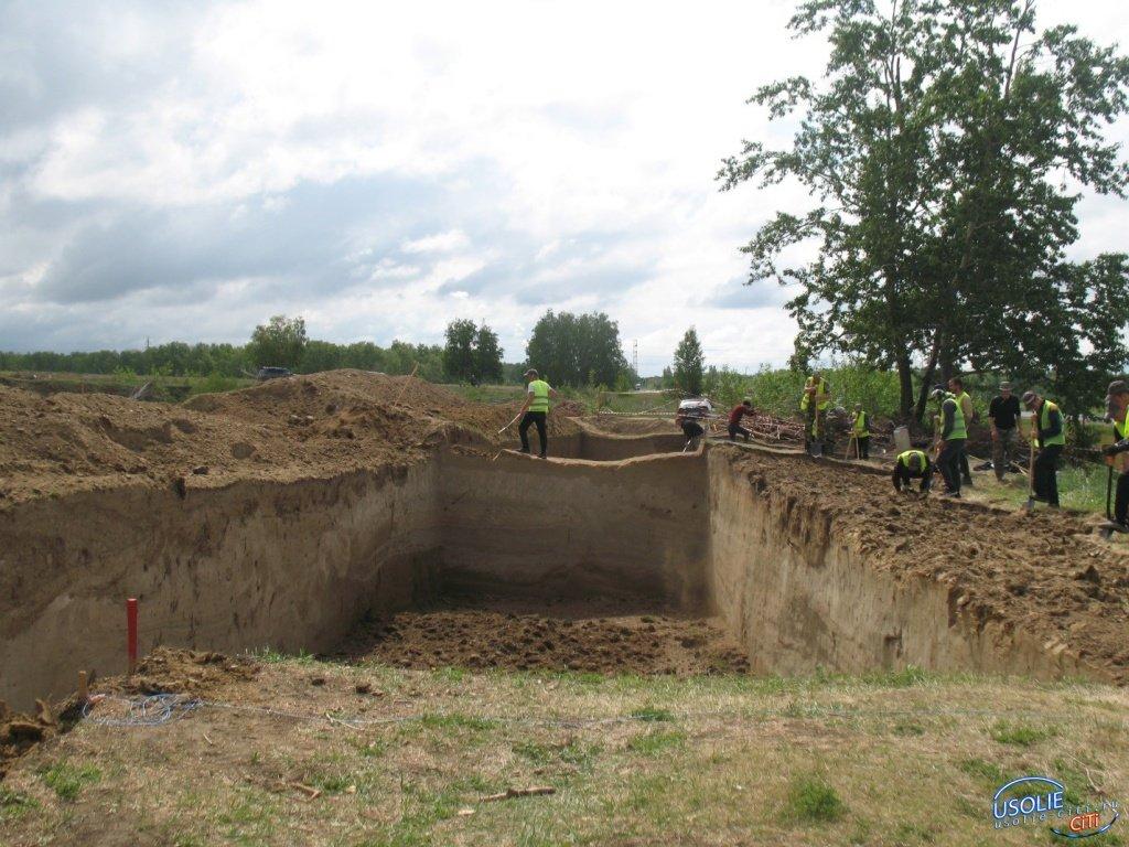 В Усольском районе завершен первый этап археологических работ