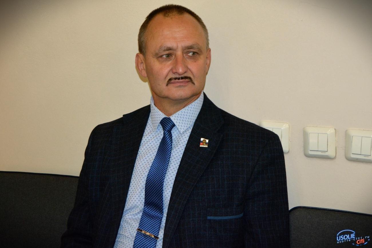 Отец депутата напал на Полинкевича?: Потасовка при голосовании в Усолье