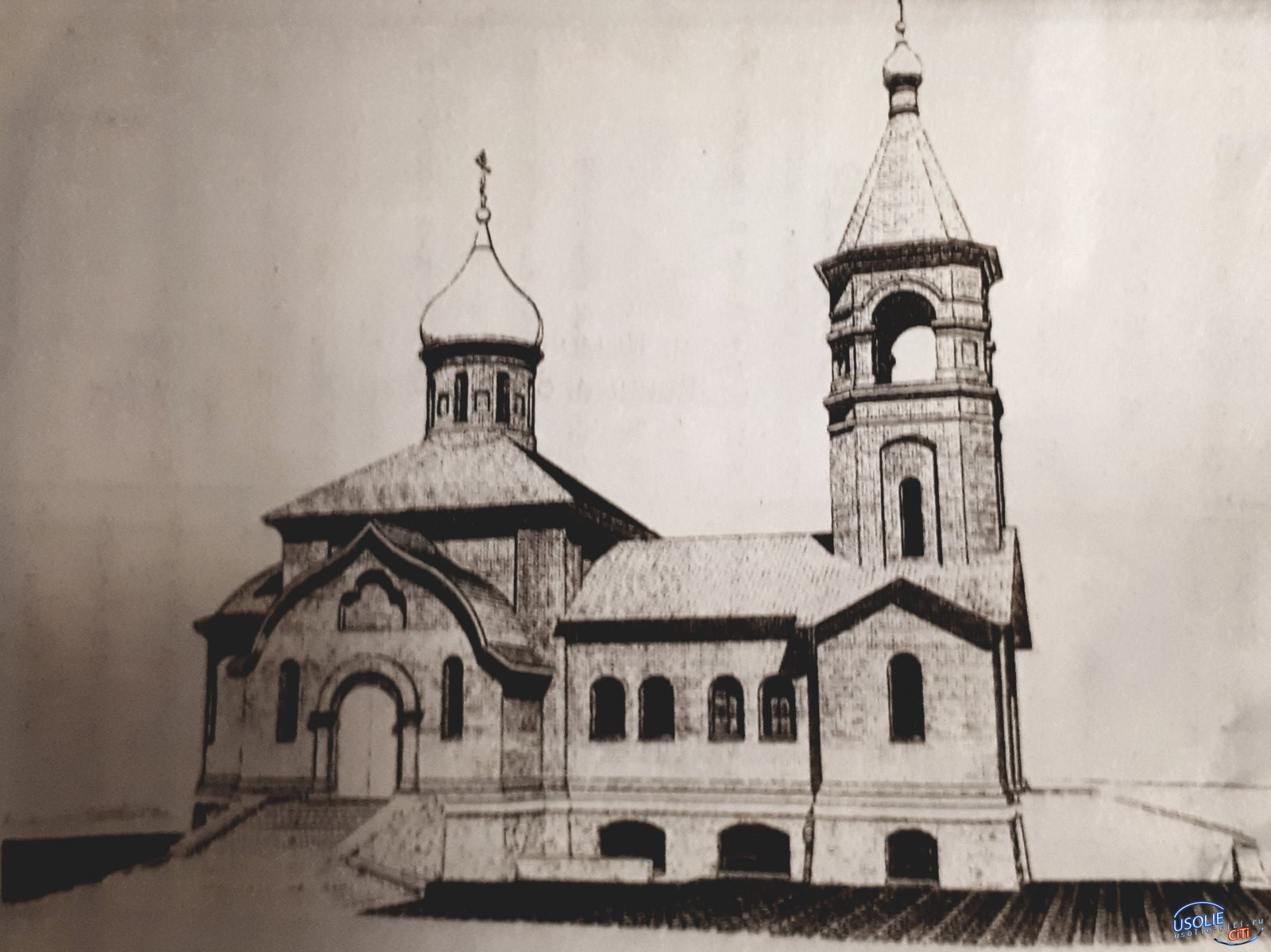 В Усолье будет построен третий Храм