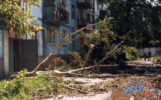 16 июля 2004 года: Усолье в шаге от конца света - 15 июля 2020 год: Снова стихия