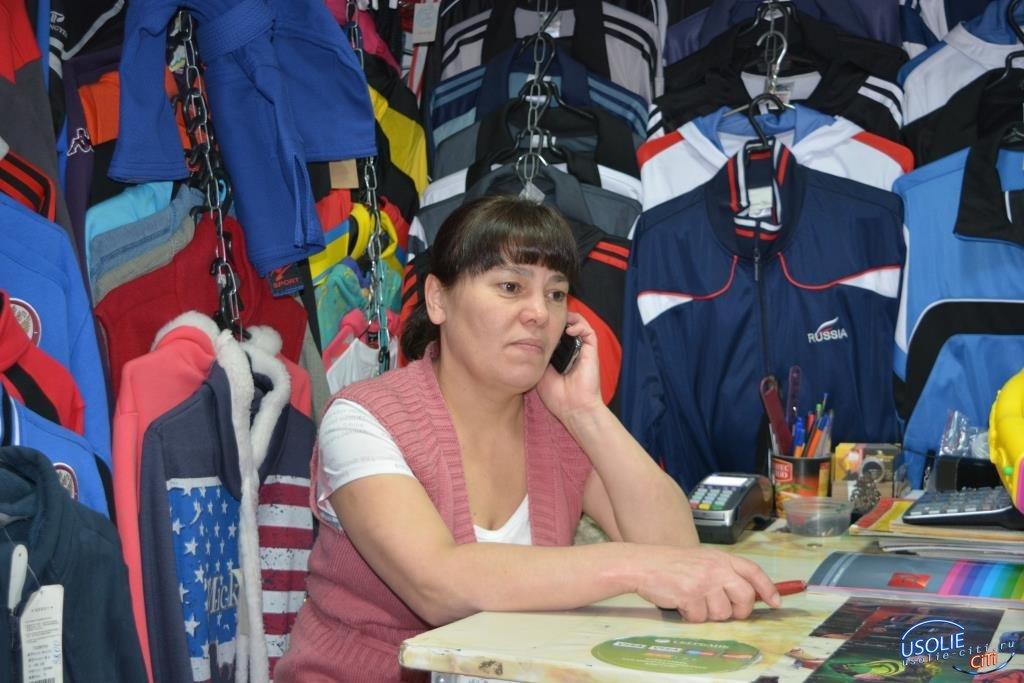 Ирина Гордина: Сложности только в капризах покупателей Усолья