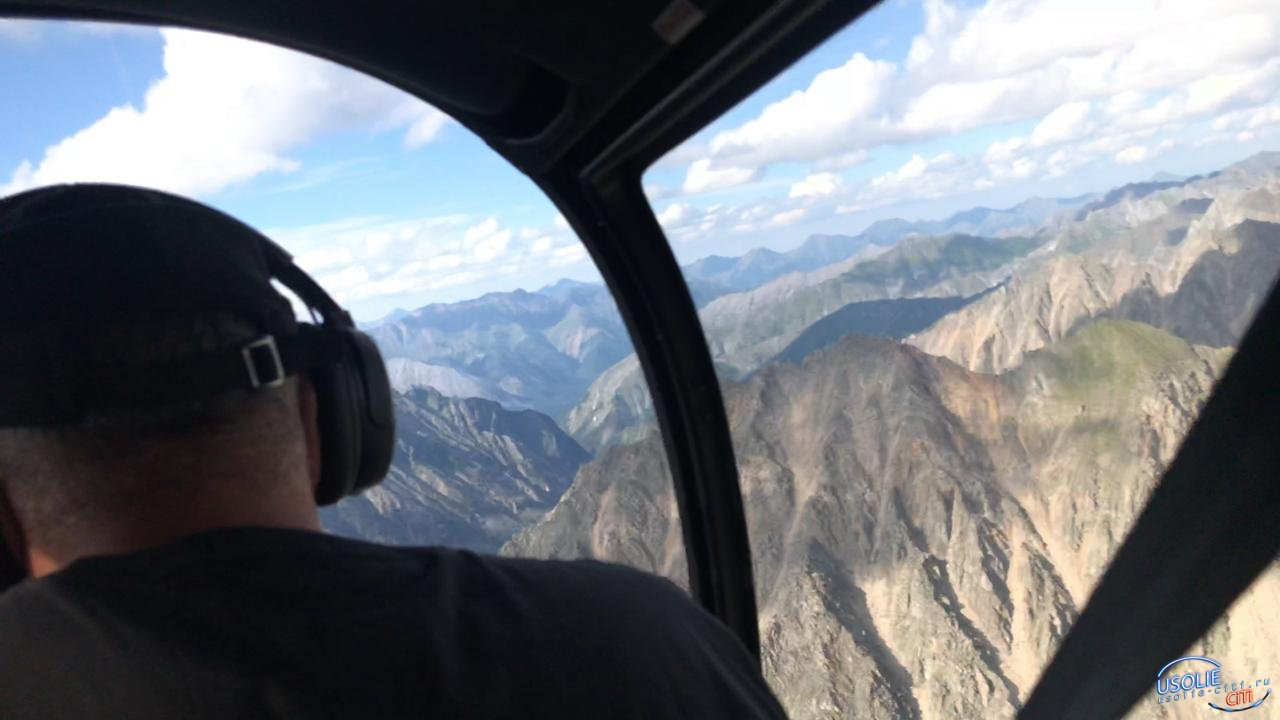 Усольчанин Грачик Туманян занимается поиском пропавшего самолета