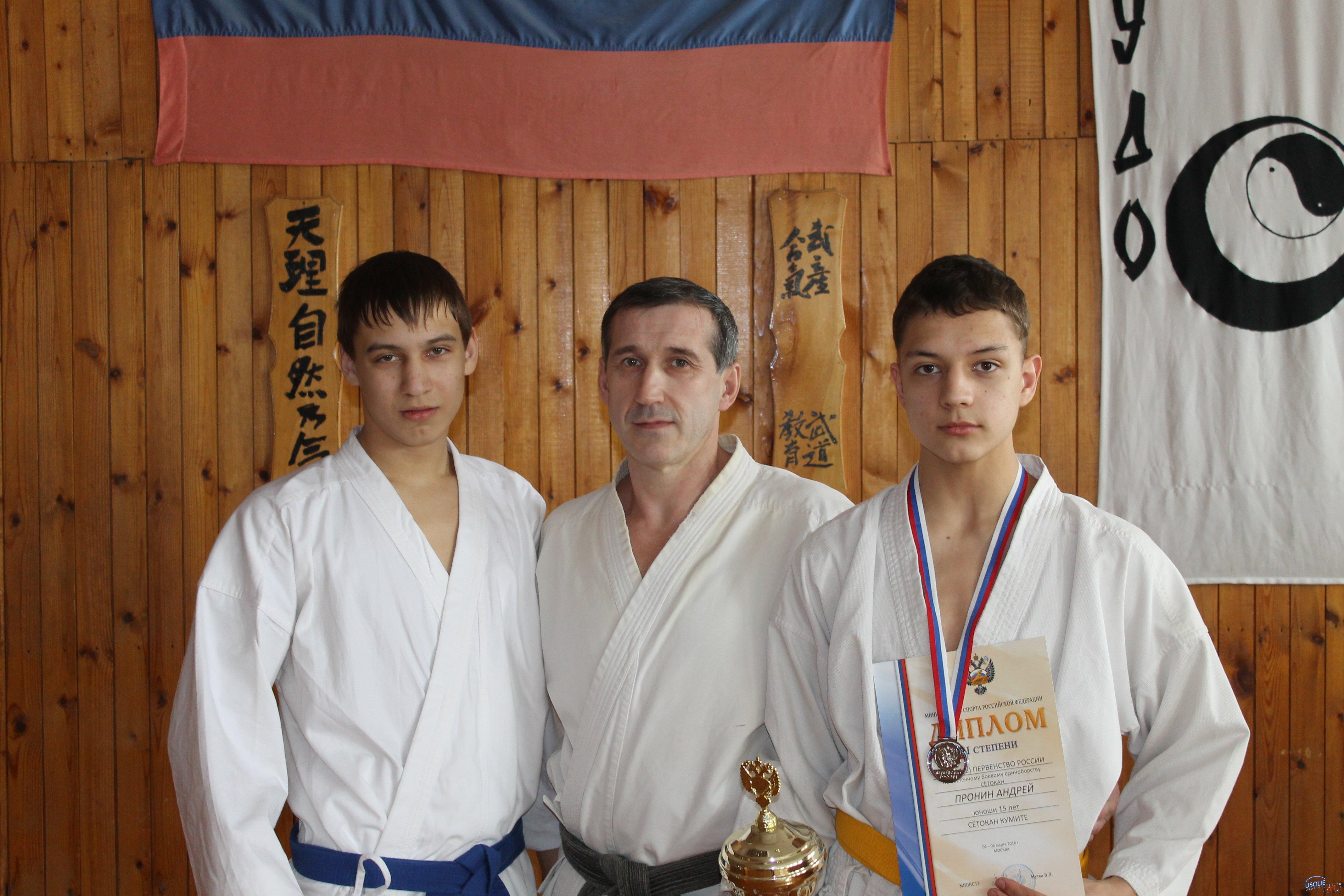 Евгений Ахантьев - Лица Усолья. С днем рождения, тренер!