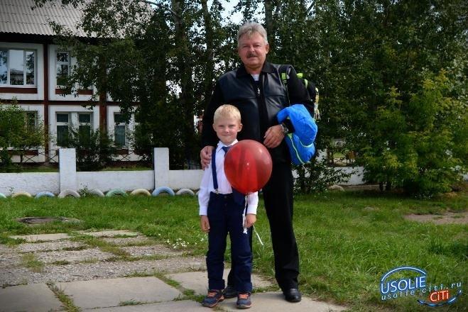 Усольский почетный работник ЖКХ отметил 60-летний юбилей
