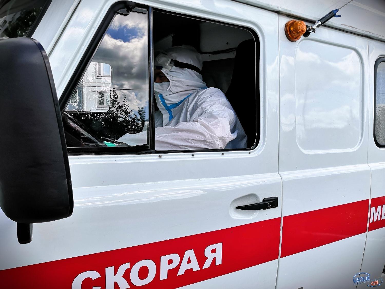 84-летний старичок в Усолье заболел коронавирусом