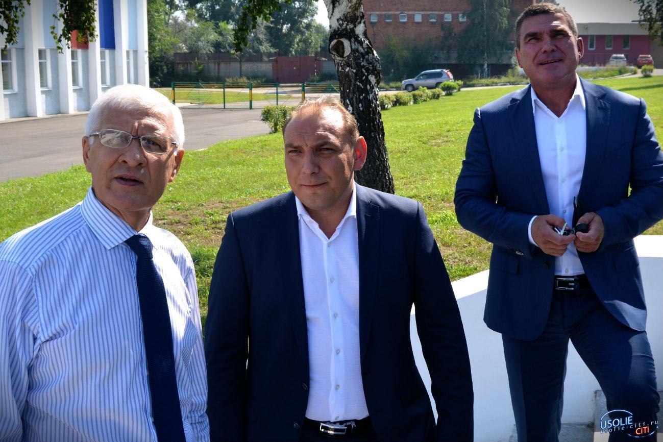 В Усолье открывают детский сад