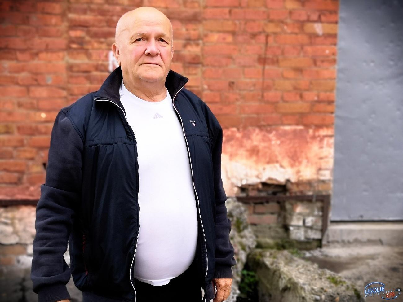 Главный врач Усолья услышала известного пенсионера Рожаловского