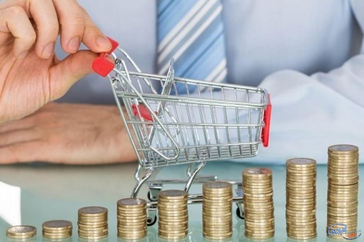 Инфляция замедляется в Усолье